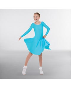 1st Position Robe d`Entraînement pour Danse de Salon