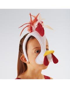 Masque Coquelet Sonore