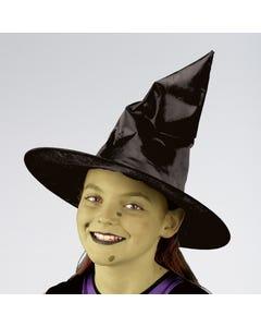 Chapeau Enfant de Sorcière Noir