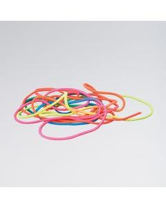 Corde à sauté Multi-couleurs sans poignées