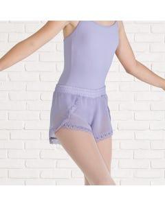 Mirella Lace Georgette Shorts