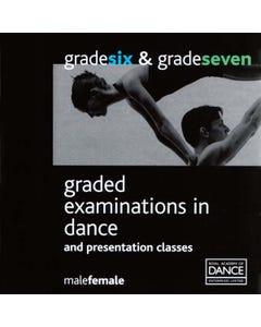 CD Programme des Cours Homme/Femme Niveau Grades 6-7