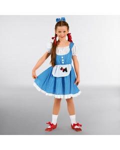 Dorothy Checked Dress
