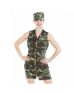 Robe Militaire Adulte