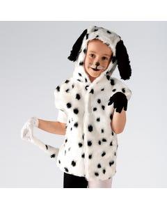 Tabard de Dalmatien à Capuche - Enfant